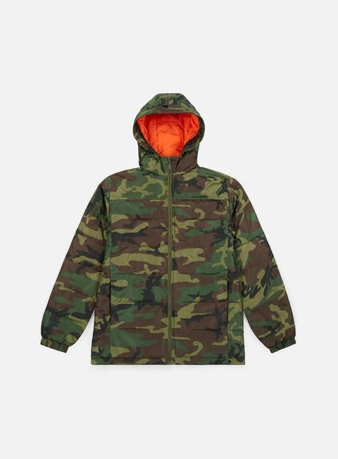 vans giacche invernali