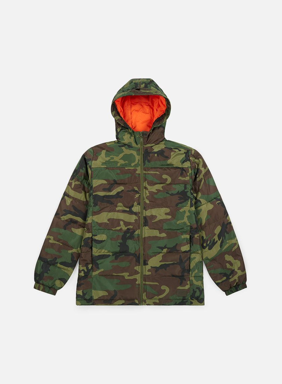 giacche uomo inverno vans