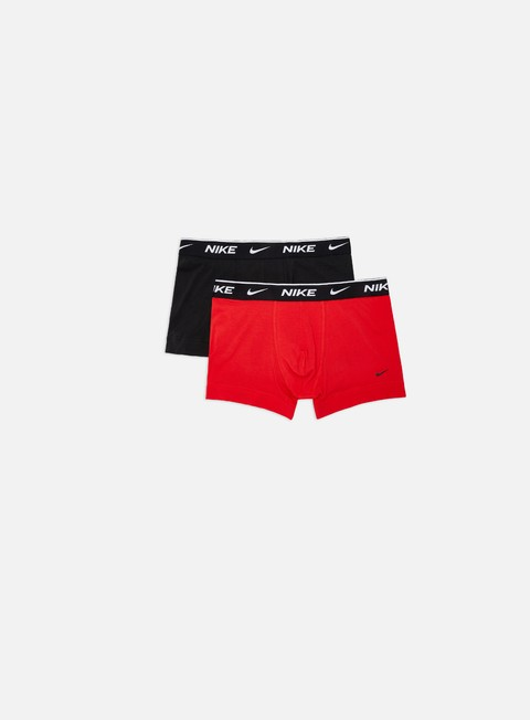 Boxer Nike Everyday Cotton Stretch 2 Pack Trunk