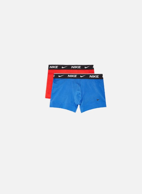 Nike Everyday Cotton Stretch 2 Pack Trunk