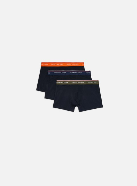 Boxer Tommy Hilfiger Underwear Essential Sustainable Style Trunk 3 Pack
