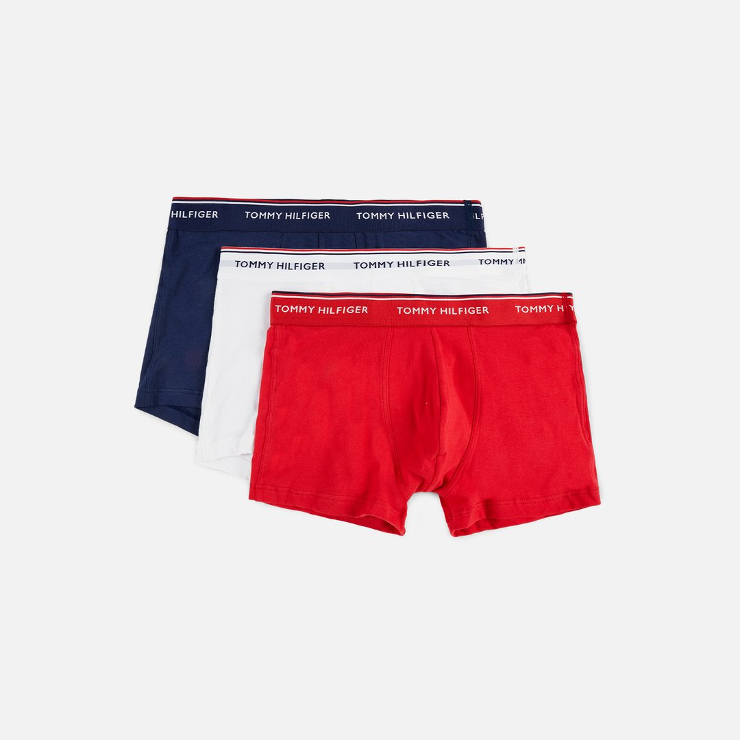 Tommy Hilfiger Core Flag Trunk Tango Red