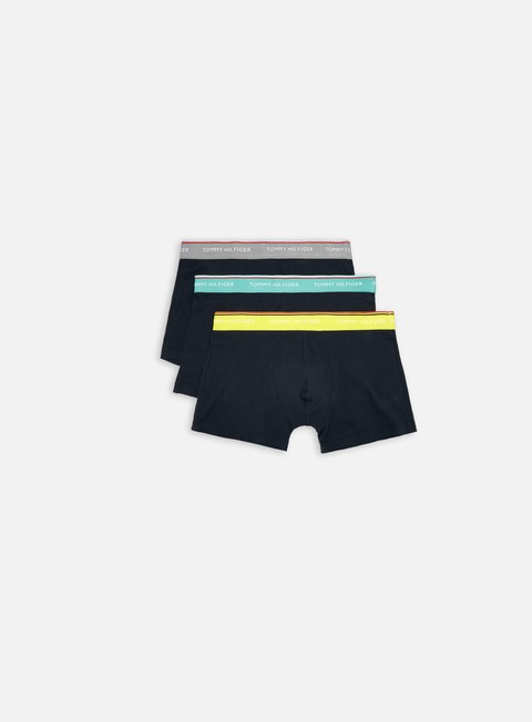 Tommy Hilfiger Underwear Recycled Cotton Trunk 3 Pack