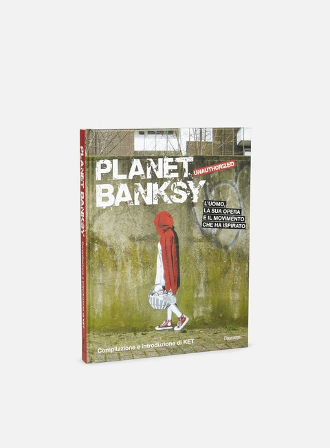 Books   Planet Banksy