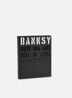 Banksy > Siete Una Minaccia Di Livello Accettabile 1