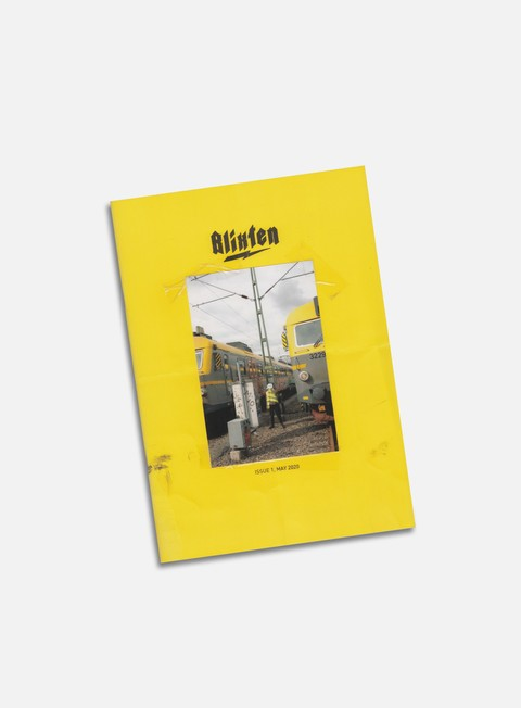 Graffiti & Street Art Magazines  Blixten 1