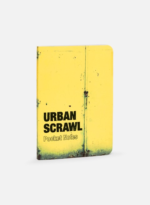 Libri di Graffiti e Street Art Dokument Urban Scrawl Pocket Notes