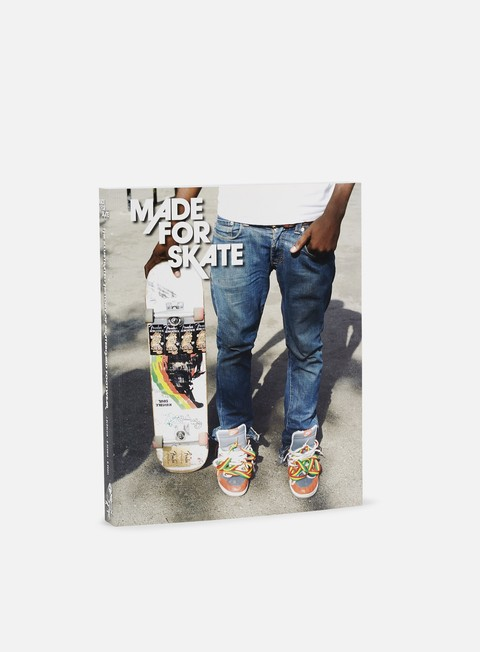 Libri di Graffiti e Street Art Gingko Made For Skate Softcover