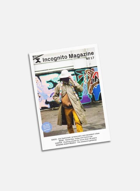 Riviste di Graffiti e Street Art  Incognito 17