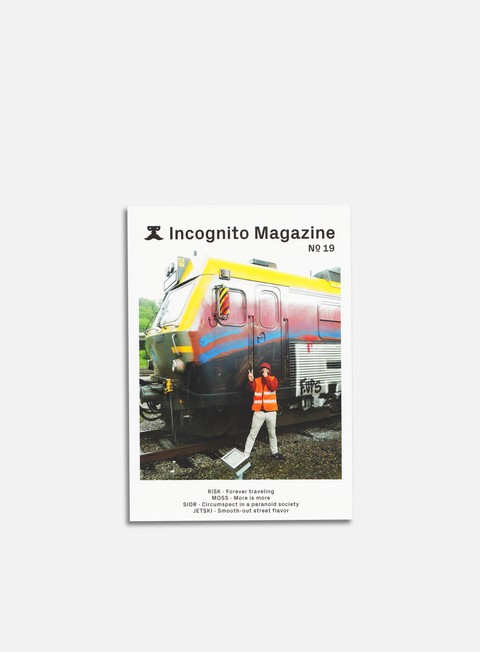 Graffiti & Street Art Magazines   Incognito 19