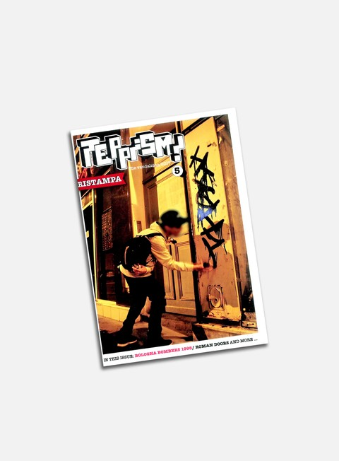Graffiti & Street Art Magazines  Teppism Zine 5