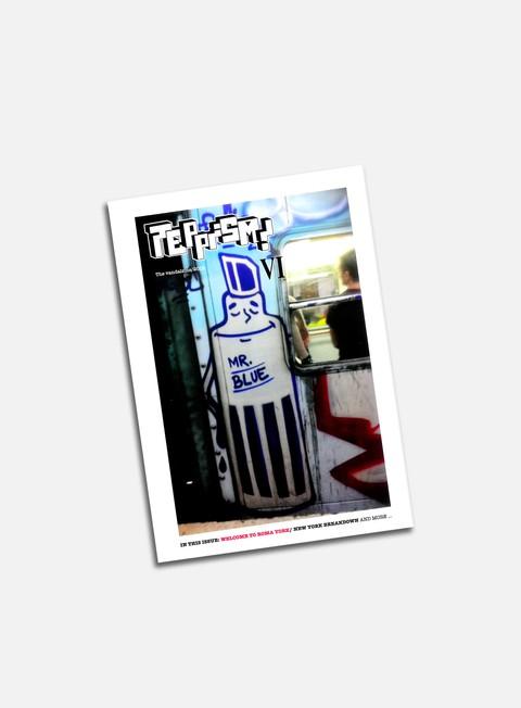 Graffiti & Street Art Magazines  Teppism Zine 6