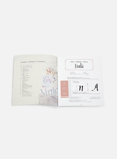 Zig A to ZIG Calligraphy Idea Book