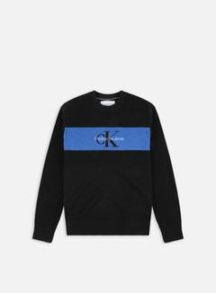 Calvin Klein Jeans CK Box Stripe Sweater