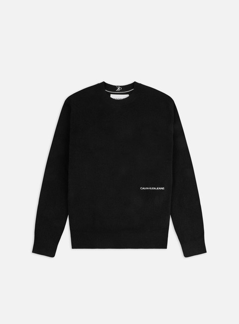 Crewneck sweaters Calvin Klein Jeans CK Collar Logo Sweater