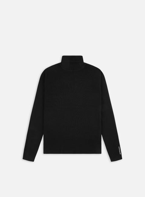 Calvin Klein Jeans Micro Branding Rib Sweater