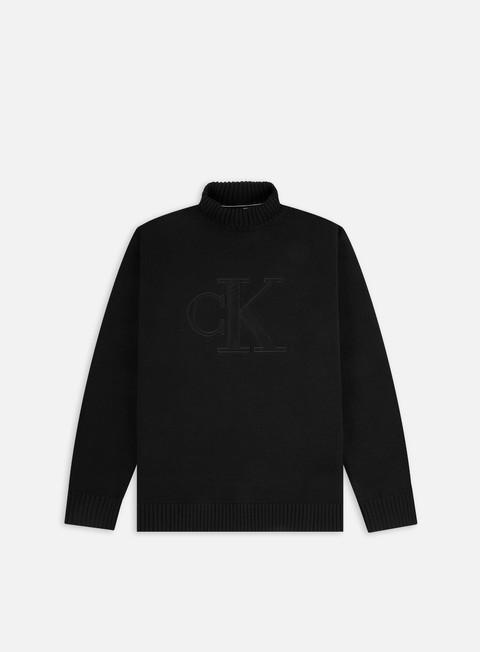 Turtleneck sweaters Calvin Klein Jeans Premium CK Mock Neck Sweater