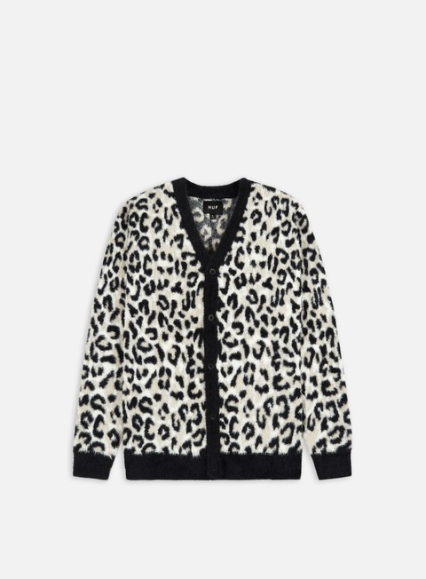 Cardigan Huf Snow Leopard Cardigan