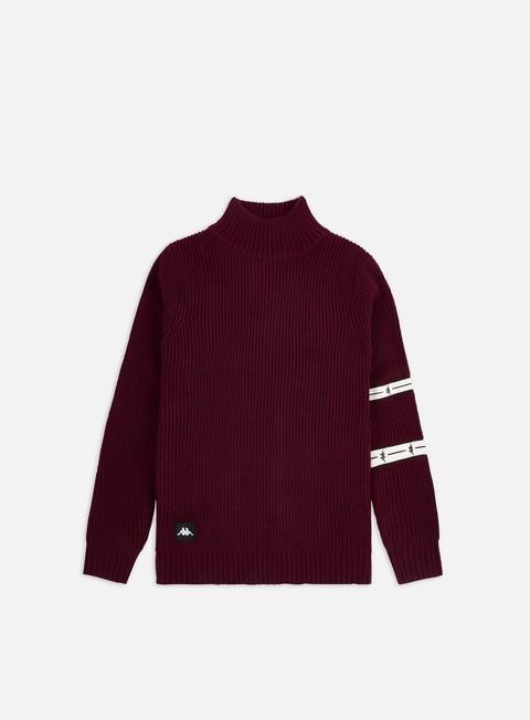 Outlet e Saldi Maglioni collo alto Kappa Authentic JPN Denny Sweater