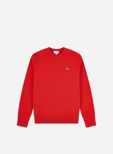 Lacoste Fancy Stitch Sweater