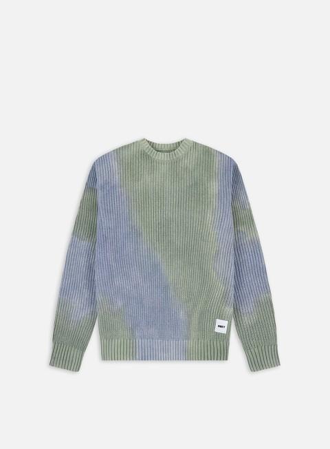 Outlet e Saldi Maglioni girocollo Obey Bold Label Organic Sweater