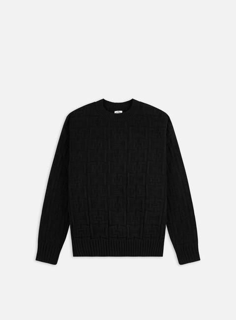 Maglioni girocollo Polar Skate Square Knit Sweater
