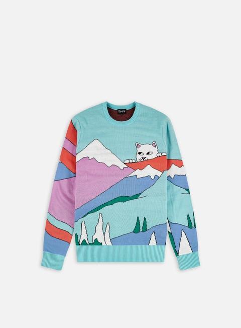 Crewneck sweaters Rip N Dip Kiss The Sky Sweater