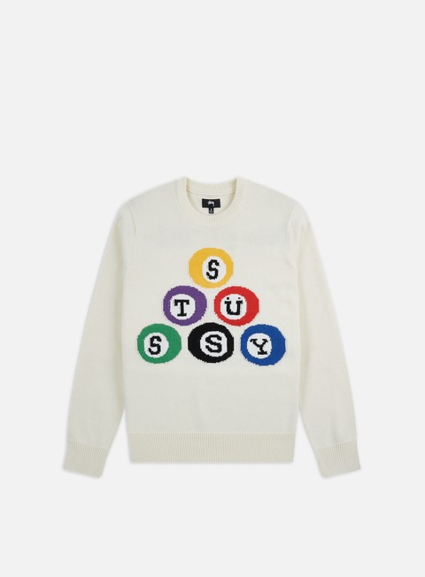 Crewneck sweaters Stussy Stussy Billard Sweater