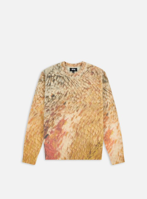 Crewneck sweaters Stussy Wings Print Sweater