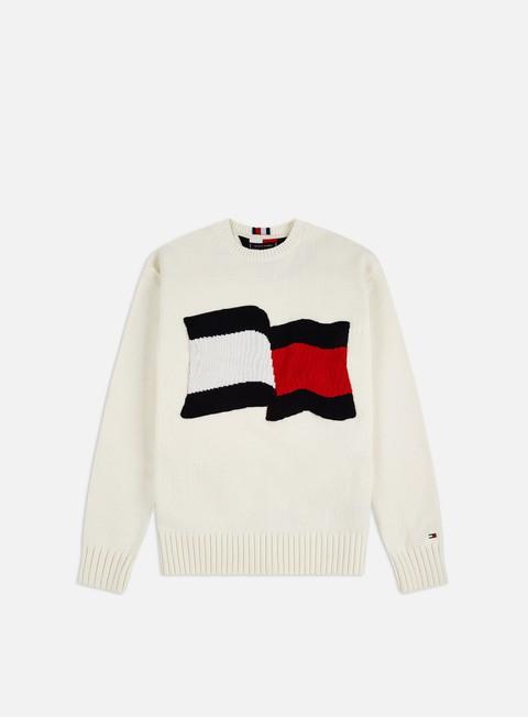 Outlet e Saldi Maglioni girocollo Tommy Hilfiger Big Graphic Sweater