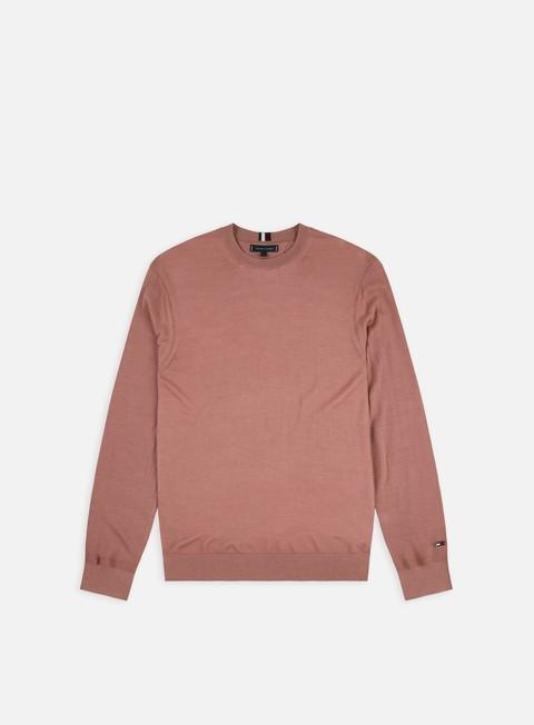 Maglioni girocollo Tommy Hilfiger Elevated Wool Silk Sweater