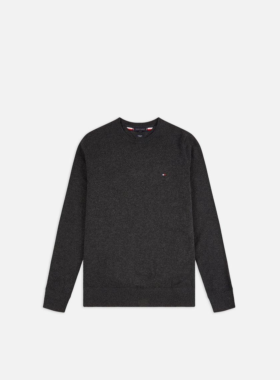 Tommy Hilfiger Luxury Wool Cotton Sweater