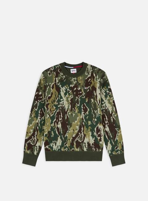 Tommy Hilfiger TJ Camo AOP Sweater