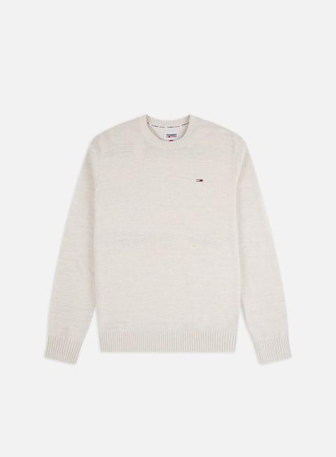 Outlet e Saldi Maglioni girocollo Tommy Hilfiger TJ Essential Texture Sweater