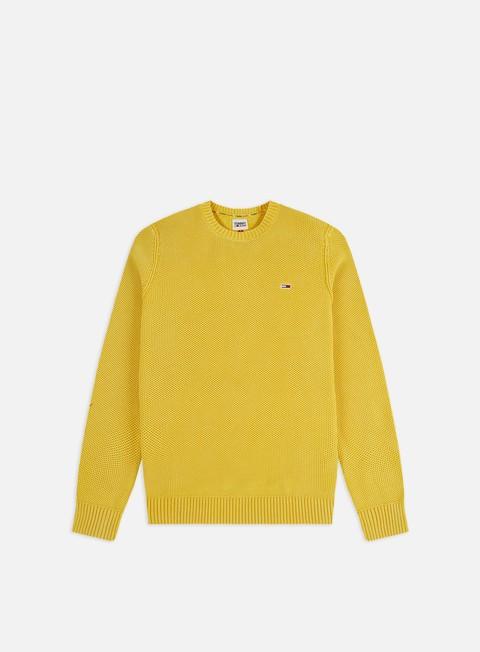 Outlet e Saldi Maglioni girocollo Tommy Hilfiger TJ Essential Washed Sweater