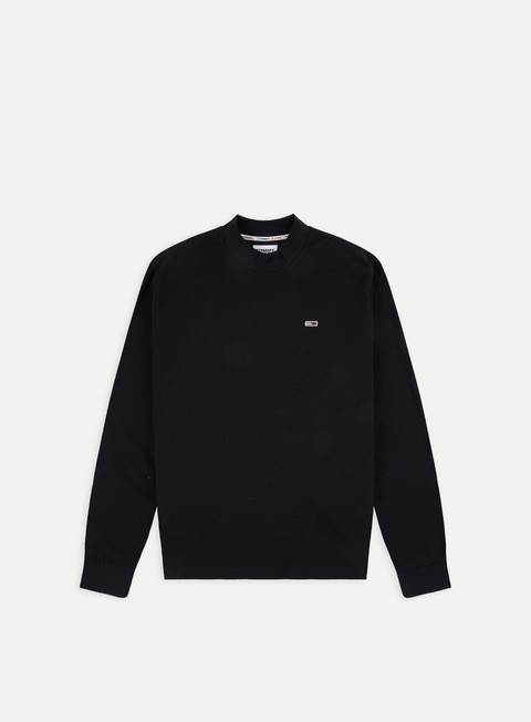 Tommy Hilfiger TJ High Neck Snit Sweater