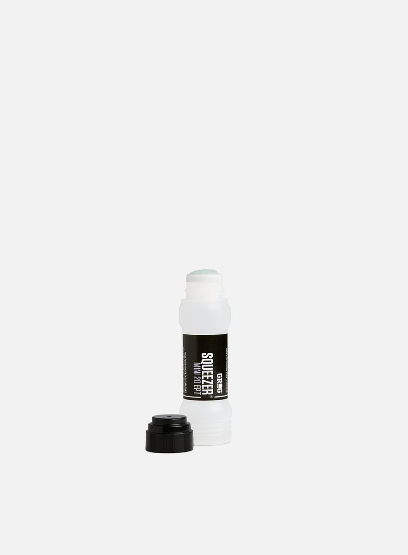 Grog - Squeezer Mini 20 Empty