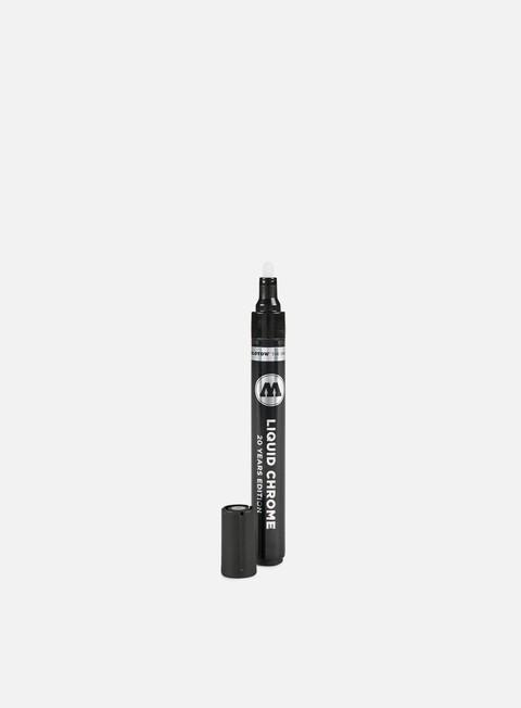 Marker per art & custom Molotow Liquid Chrome 4 mm