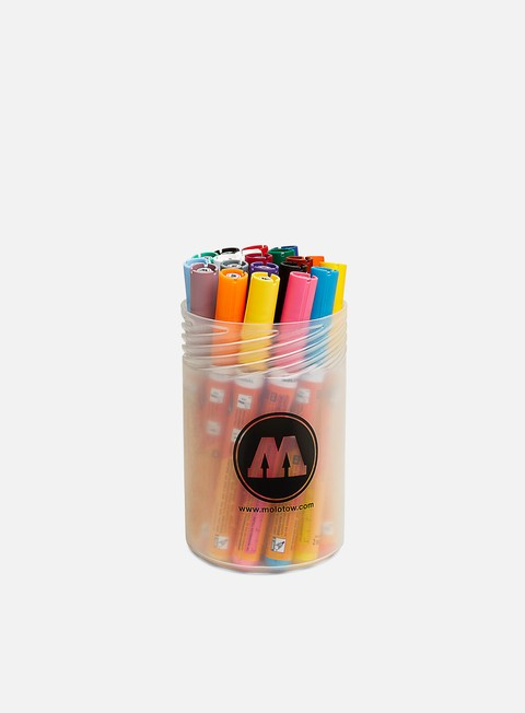 Art & Custom Markers Molotow ONE4ALL 127 HS Main Kit I