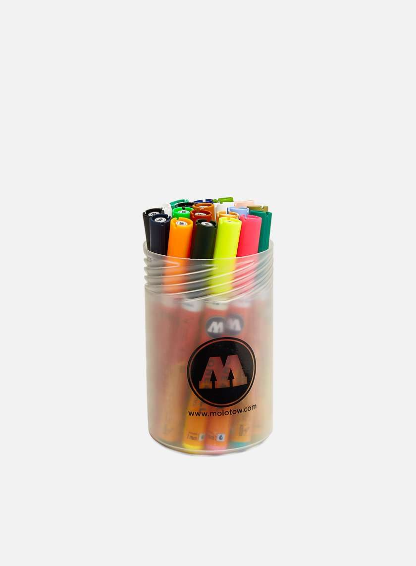 Molotow ONE4ALL 127 HS Main Kit II