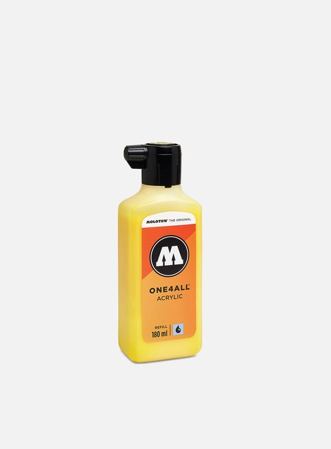 Ricariche per Marker Molotow ONE4ALL 180 ml