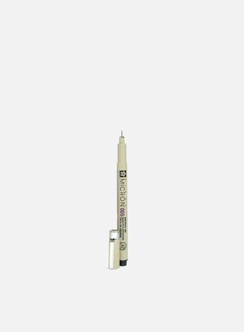 Sketch & design markers Sakura Pigma Micron 005