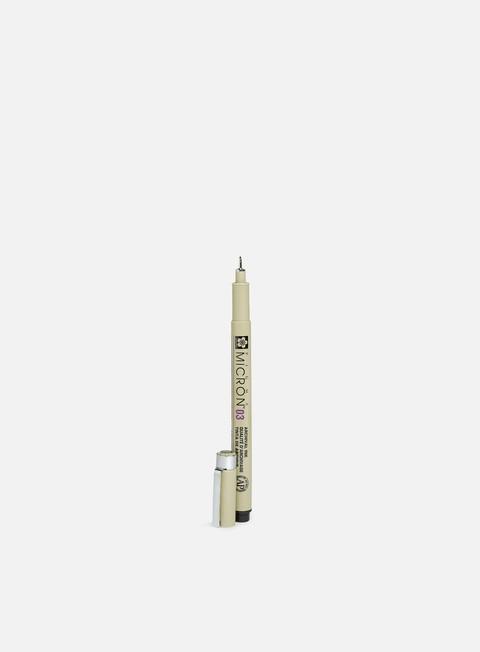 marker sakura pigma micron 03