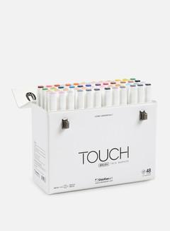 Touch Brush Twin Set 48 pz