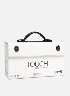 Touch - Brush Twin Set 60 pz Gamma A 1