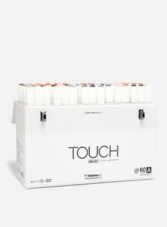 Touch - Brush Twin Set 60 pz Gamma A 2