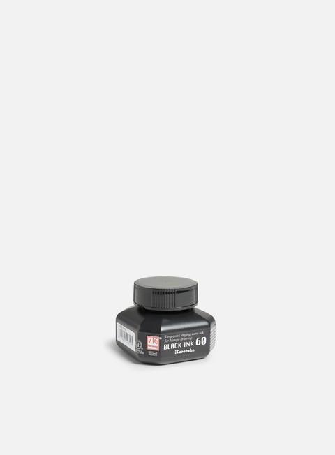 Ricariche e colori per marker Zig Black Ink 60 ml