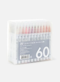 Zig - Clean Color Real Brush 60 pz 1