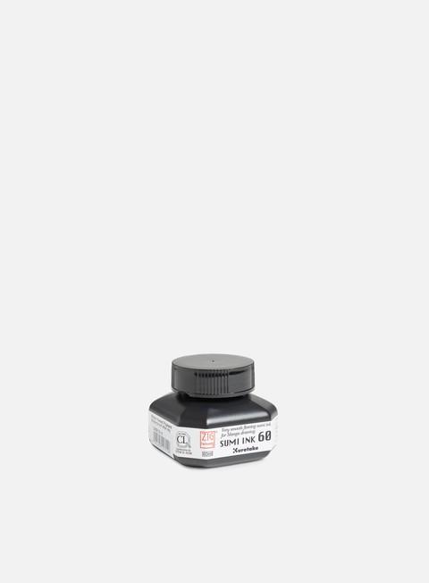 Ricariche e colori per marker Zig Sumi Ink 60 ml