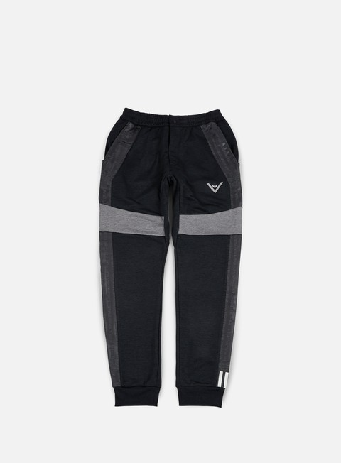 pantaloni adidas by white mountaineering wm challenger track pants black